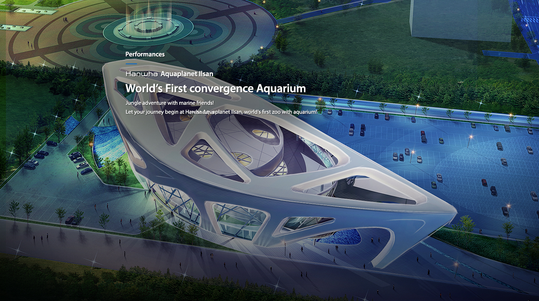 Aquaplanet Yeosu : Hanwha Hotels&Resorts Aquazium
